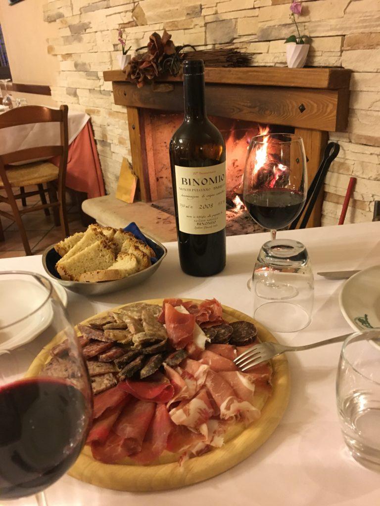 Discovering Abruzzo wines: Binomio, La Valentina cellar
