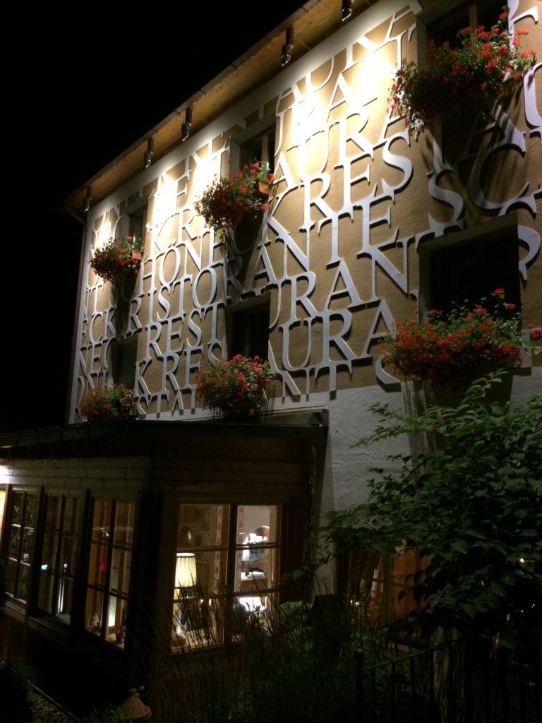 south tyrol restaurant